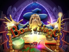 book of magic slot wazdan