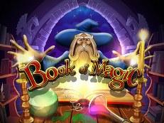 book of magic slot wazdan