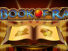 book of ra slot novomatic