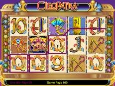 cleopatra video slot