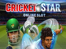 cricket star slot microgaming