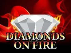 diamond on fire slot amatic