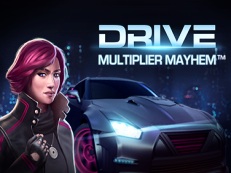 drive multiplier mayhem slot netent