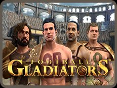 football gladiators slot stakelogic