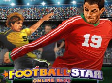 football star slot microgaming