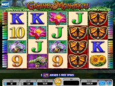 grand monarch slot igs