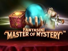 master of mystery slot netent