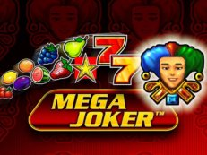 mega joker slot novomatic
