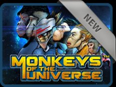 monkeys of the universe slot stakelogic