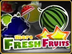 more frsh fruits slot endorphina