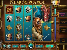 nemos voyage video slot