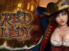 red lady video slot