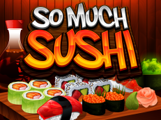 so much sushi slot microgaming