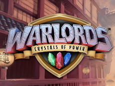 warlords crystals of power slot netent
