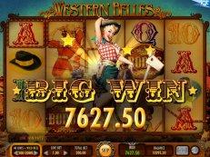 western belles slot