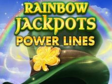 rainbow jackpots power lines